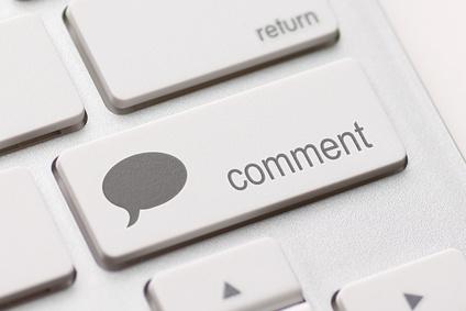 comentarios en un blog, blogger, numerar comentarios, info blog, personalizar wordpress