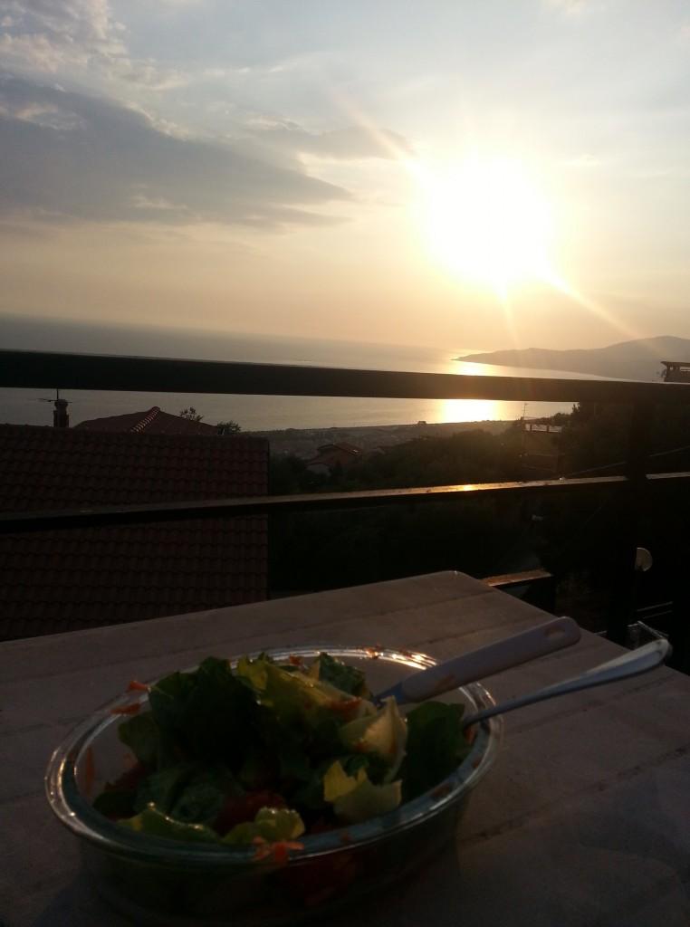 Ensalada-italia