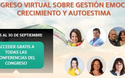 I Congreso Virtual: Gestión Emocional, Crecimiento y Autoestima