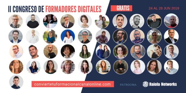 II Congreso de Formadores Digitales